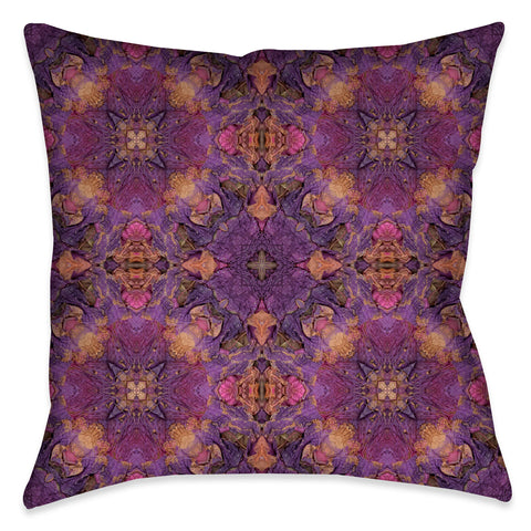 Azalea Leaves Indoor Decorative Pillow