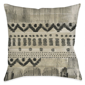 Aztec Trails Outdoor Decorative Pillow