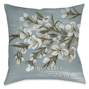 Be Done In Love Soul Outdoor Decorative Pillow