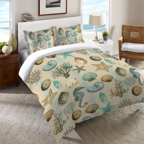 Beachcomber Duvet Cover