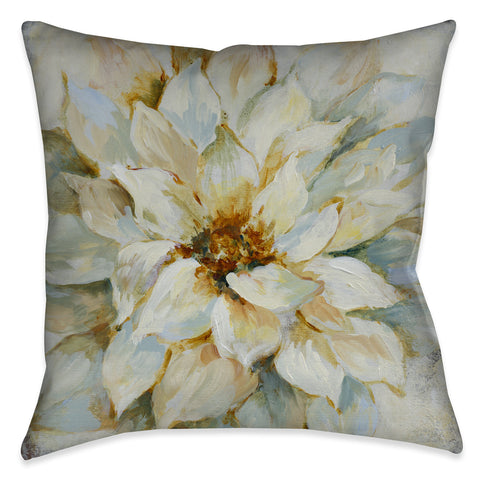 Blooming Beauty Indoor Decorative Pillow
