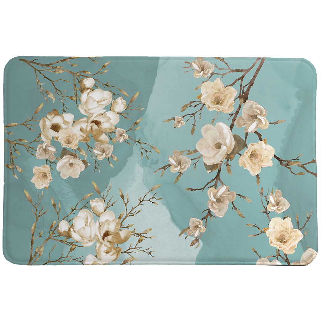 Bloom At Dusk Memory Foam Rug