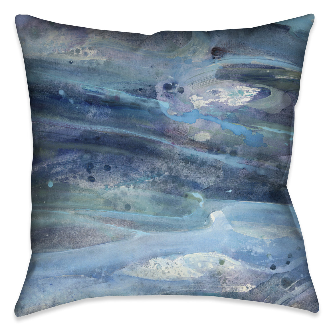 Rolling Waves Pillow