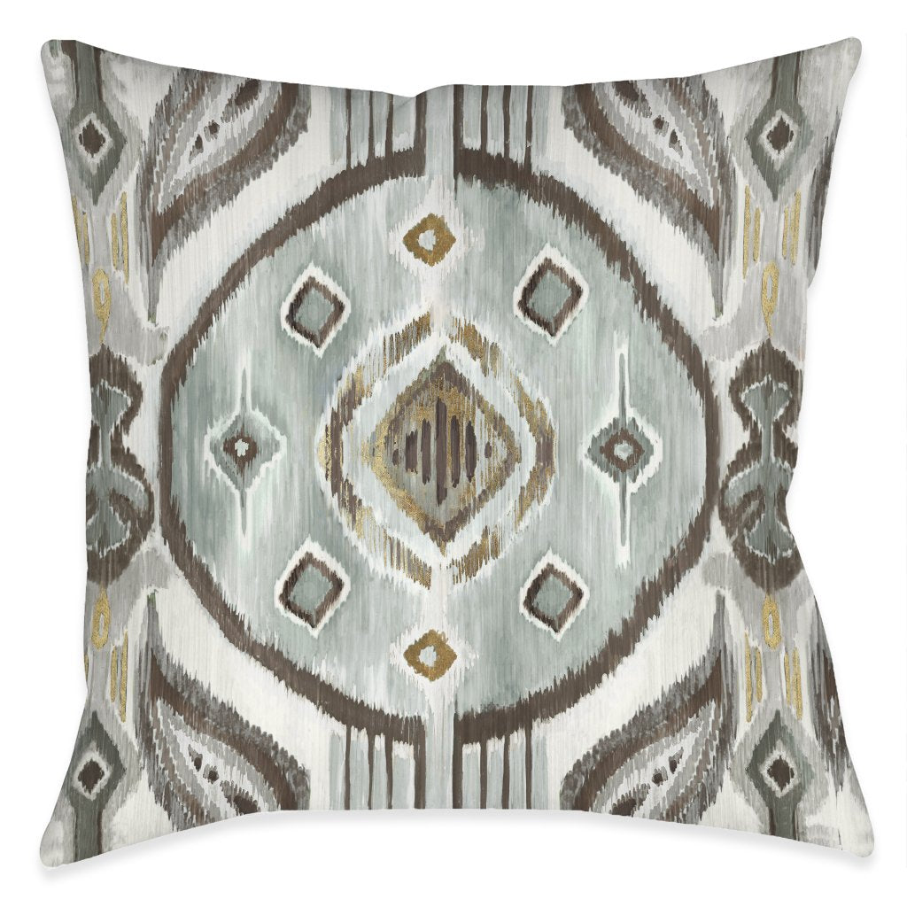 Boho Accent Outdoor Decorative Pillow
