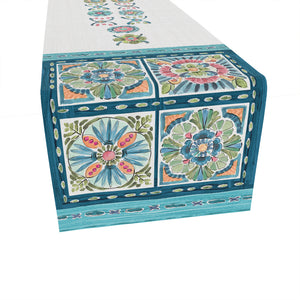 Boho Plaza Table Runner