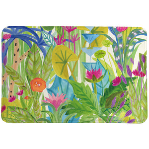 Botanical Jungle Memory Foam Rug