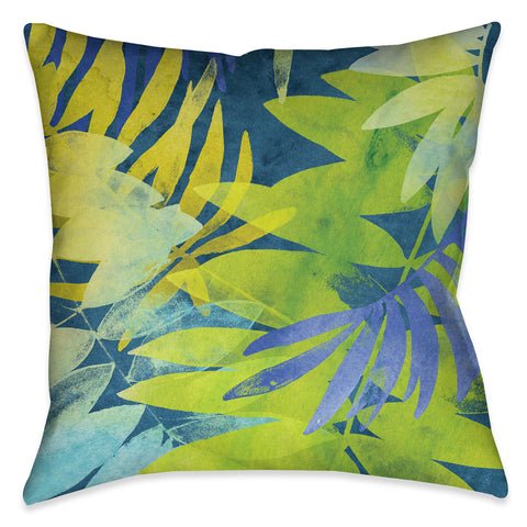 Brilliant Botanicals II Indoor Decorative Pillow