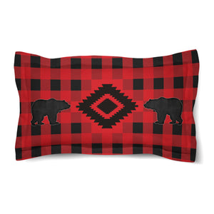 Buffalo Check Duvet Sham