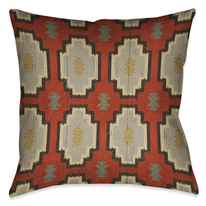 Country Mood I Indoor Decorative Pillow