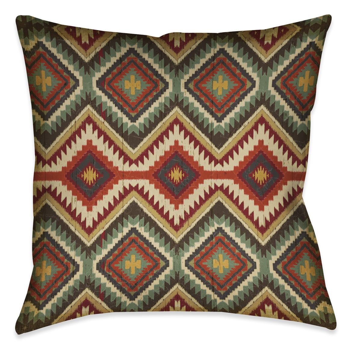 Country Mood II Indoor Decorative Pillow