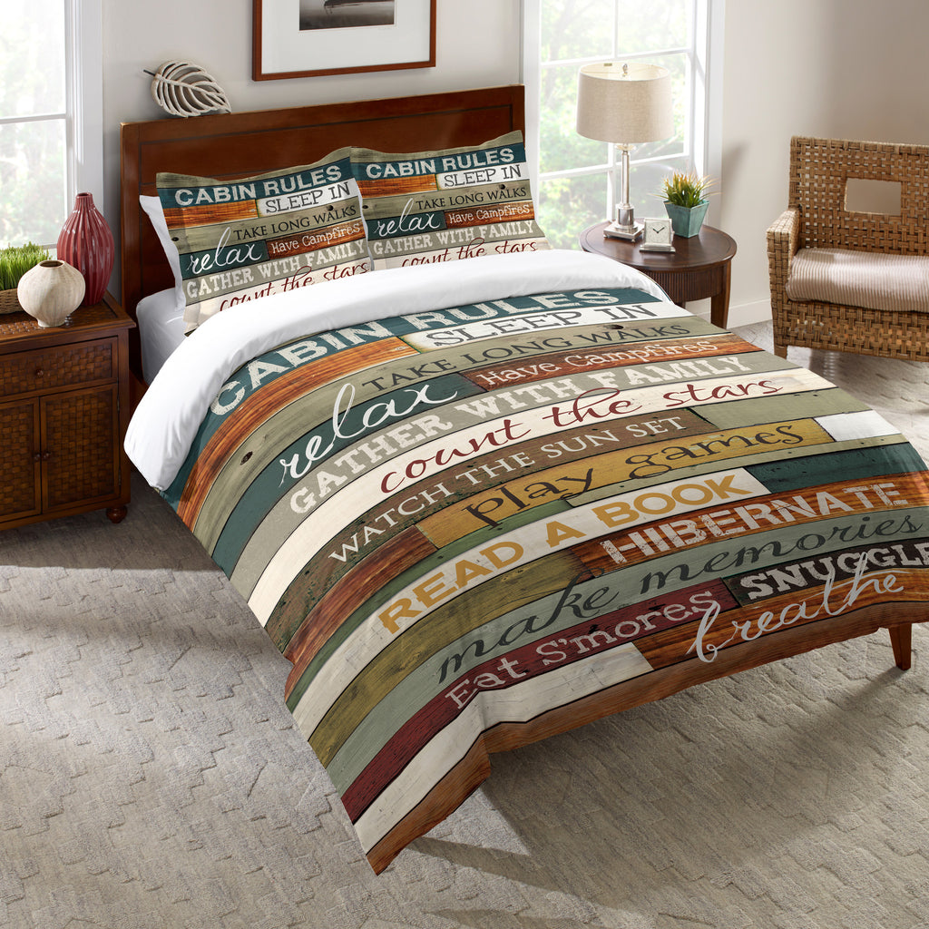 Cabin Themed Couch Covers