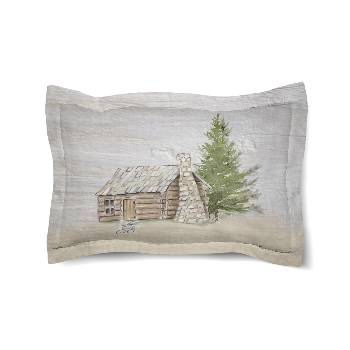 Canyon Lodge Comforter Sham