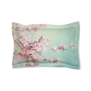 Cherry Blossoms Duvet Sham