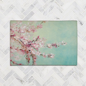 Cherry Blossoms Accent Rug