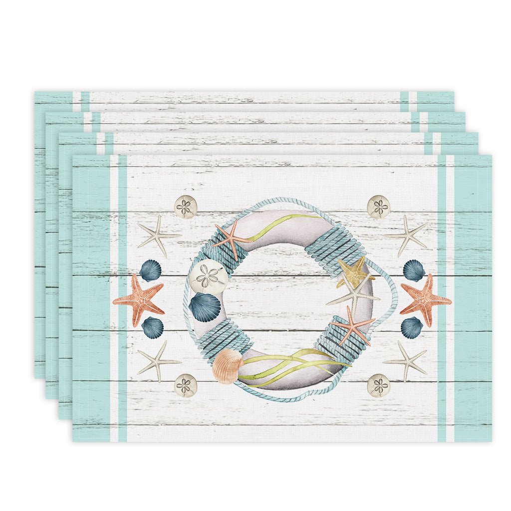 Coastal Reef Placemats