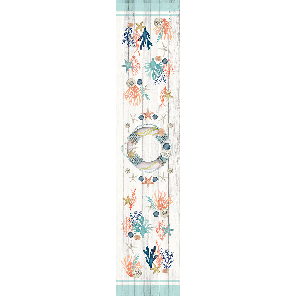 Coastal Reef Table Runner