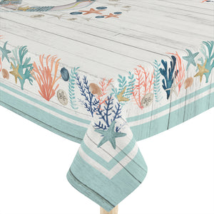 Coastal Reef Tablecloth