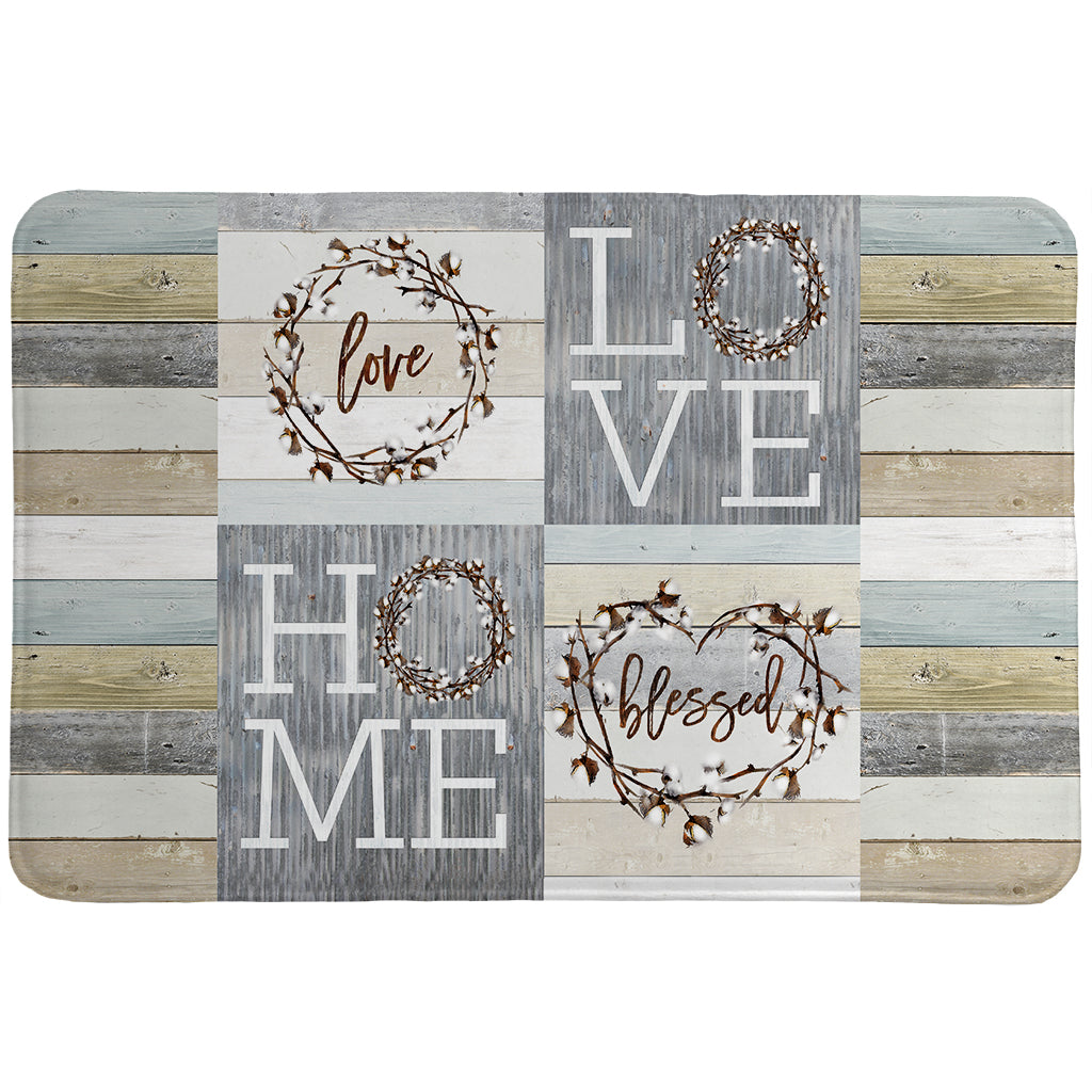Loving Home Memory Foam Rug