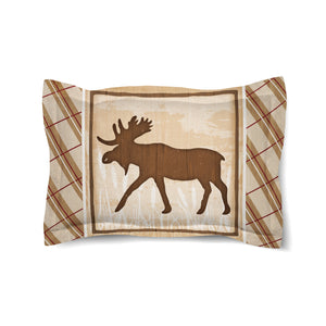 Country Cabin Duvet Sham