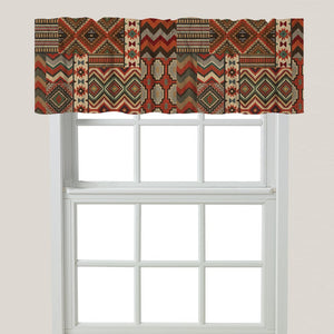 Country Mood Navajo Window Valance