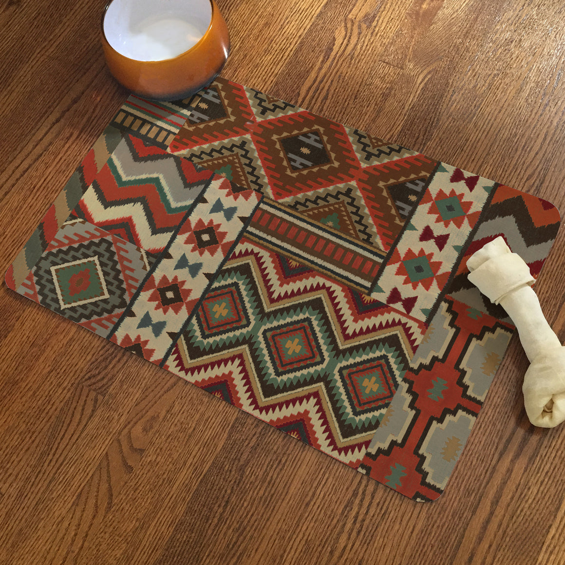 Country Mood Navajo Pet Mat