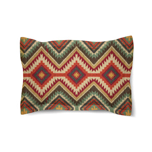 Country Mood Navajo Comforter Sham