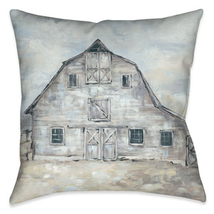 Vintage Barn Indoor Decorative Pillow
