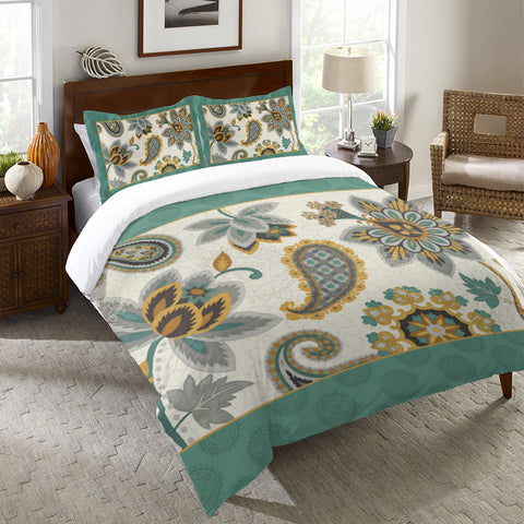 Decorative Nature Duvet Cover
