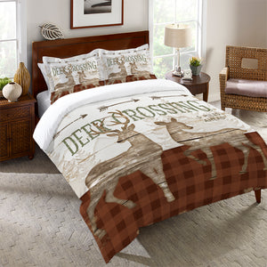 Deer Crossing Comforter