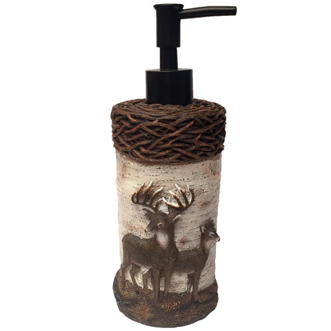 Deer Time Soap Dispenser