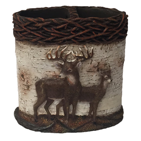Deer Time Toothbrush Holder