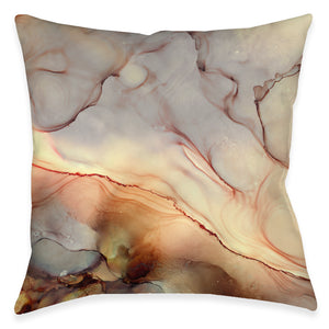 Desert Dunes Outdoor Decorative Pillow