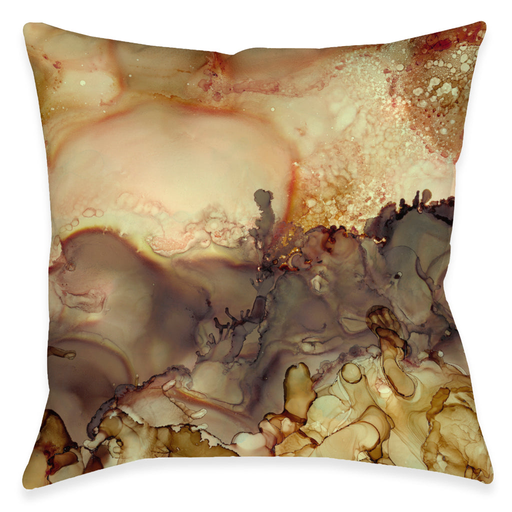 Desert Mirage Outdoor Decorative Pillow