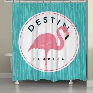 Destin Shower Curtain