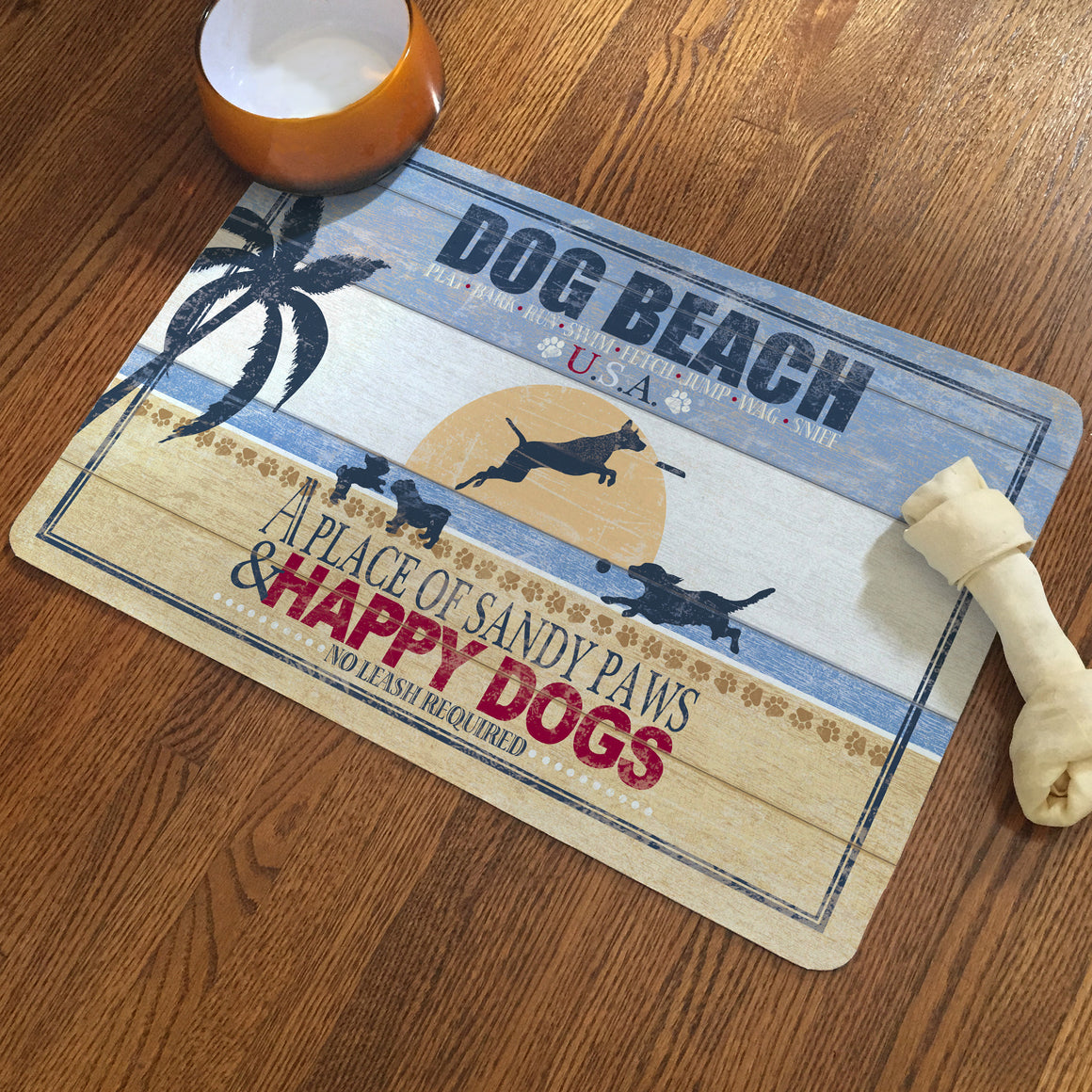 Dog Beach Pet Mat