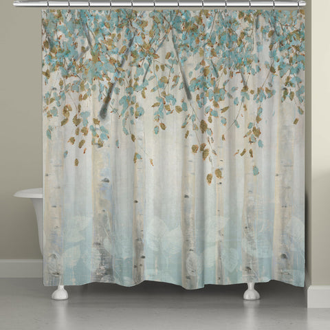 Dream Forest Shower Curtain