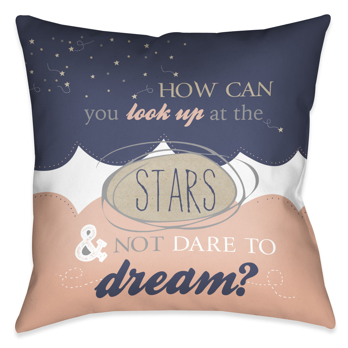 Dream Stars Pillow