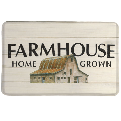 Farm Home Grown Memory Foam Rug