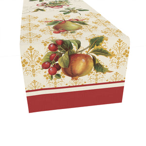 Festive Opulence Table Runner