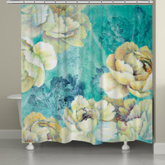 Floral Chic Shower Curtain