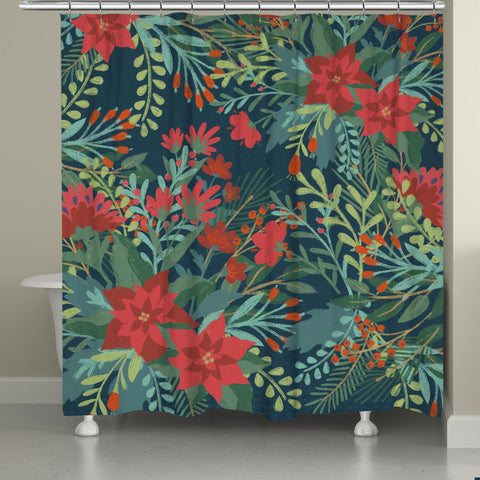 Flourishing Garden Shower Curtain