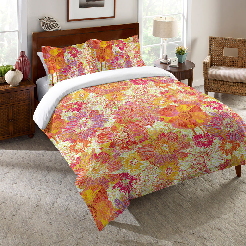 Full Bloom Comforter
