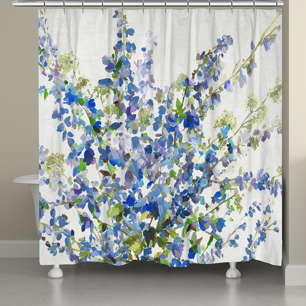 Garden Fresh Spray Shower Curtain