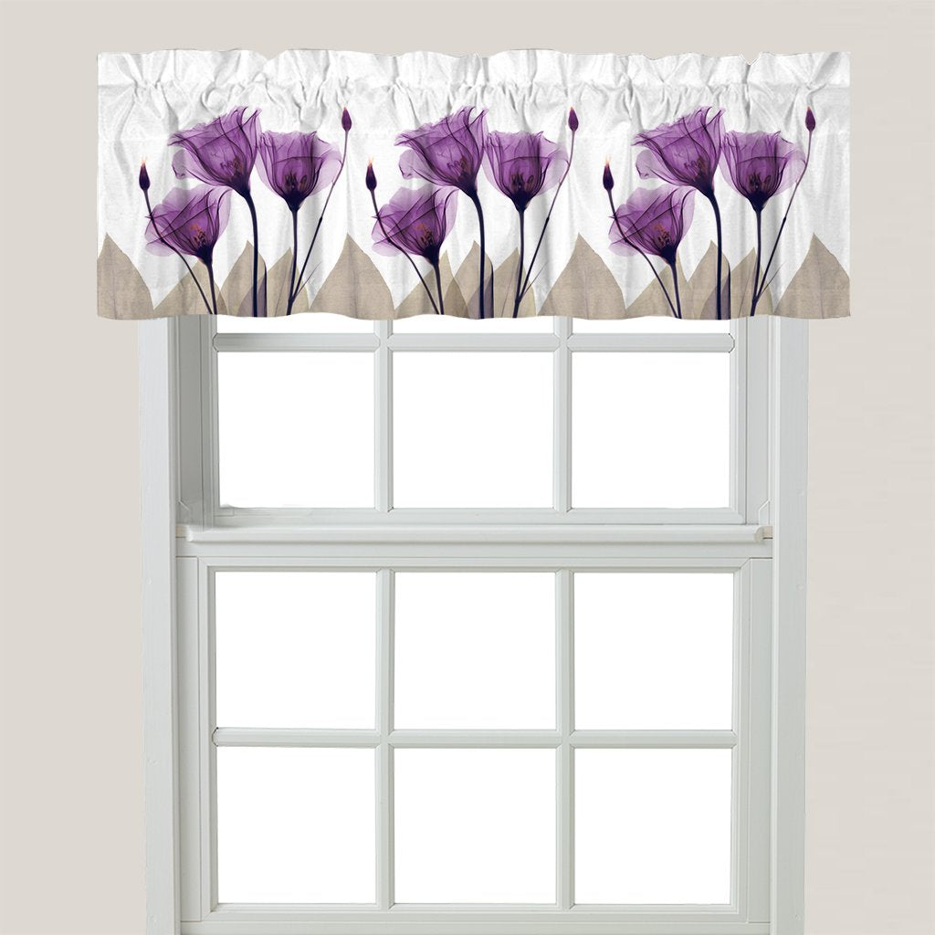 Gentian Hope Window Valance