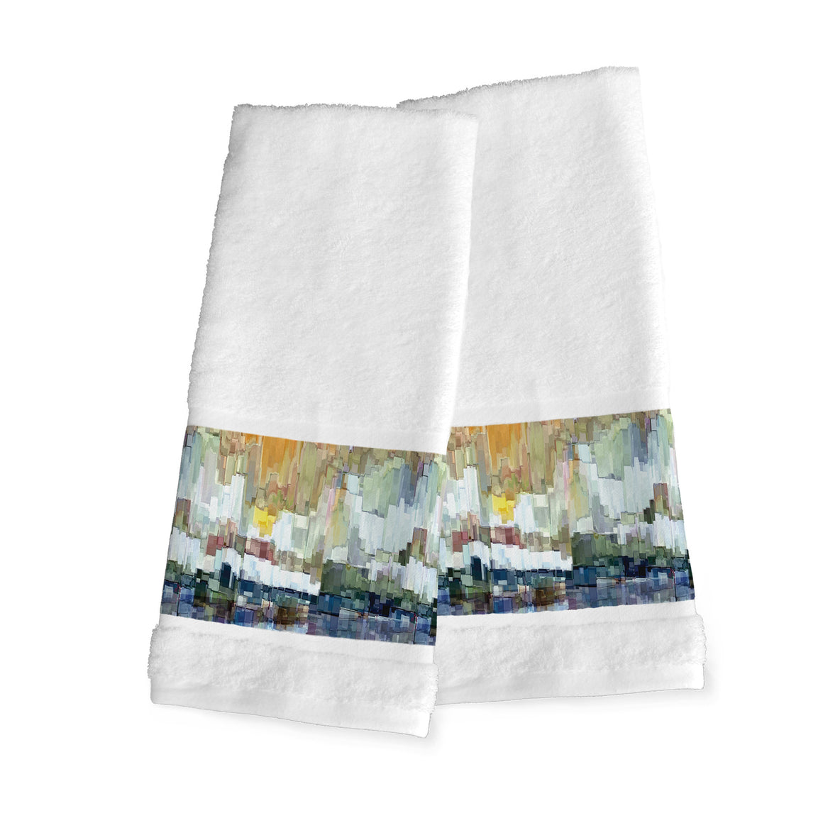 Glacier Bay Hand Towels