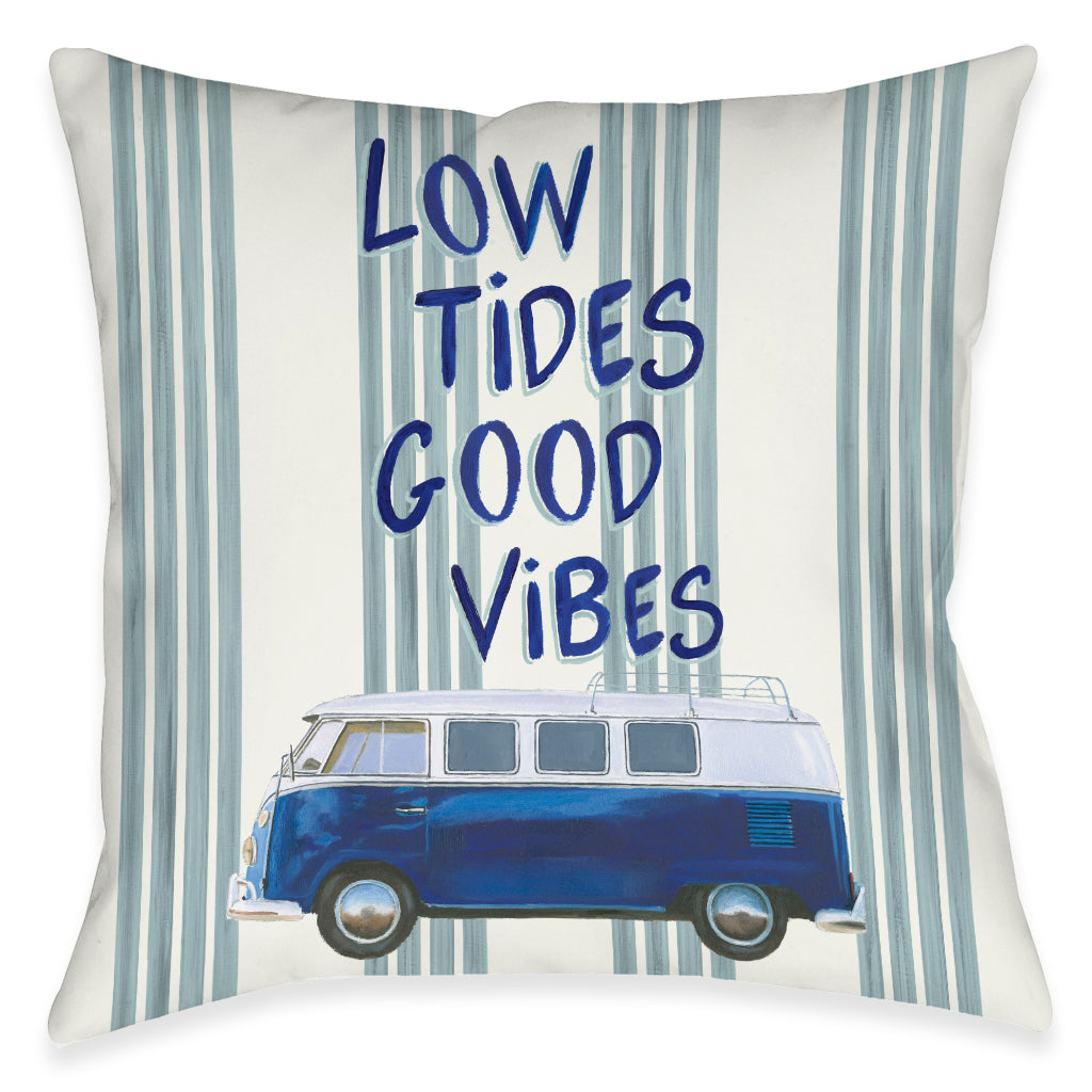 Good Vibes Indoor Decorative Pillow