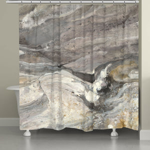 Greystone Shower Curtain