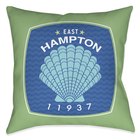 East Hampton Indoor Decorative Pillow