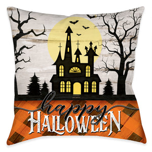 Halloween Nights Indoor Decorative Pillow