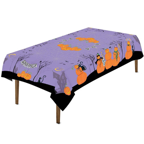 Happy Hauntings Tablecloth